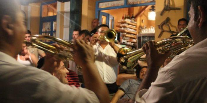 gucà the trumpet town unposto nuovo patrizia riso